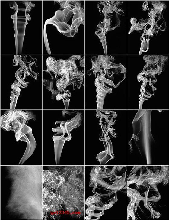 烟雾、火焰、燃烧效果4