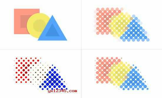 Pointillizer自定义形状