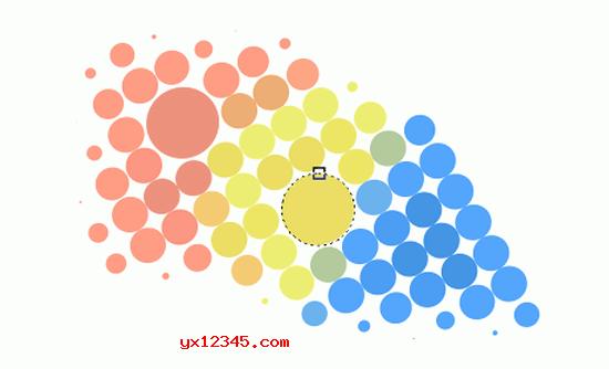 Pointillizer跟踪模式
