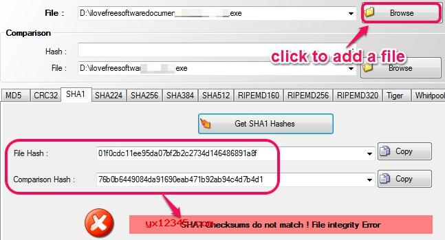 先安装软件,随后在需要效验的文件上点击鼠标右键就会弹出菜单,点击MD5 Hash Check 4dots打开主界面。