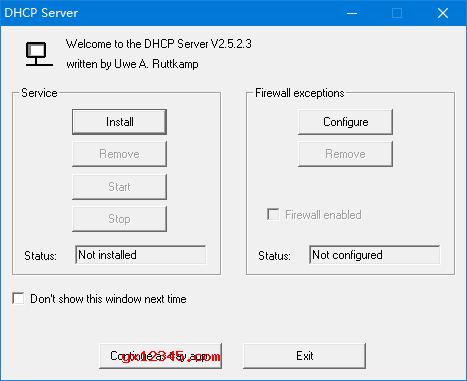 dhcpsrv汉化版_dhcp服务器配置搭建管理软件