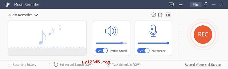 AceThinker Music Recorder使用教程