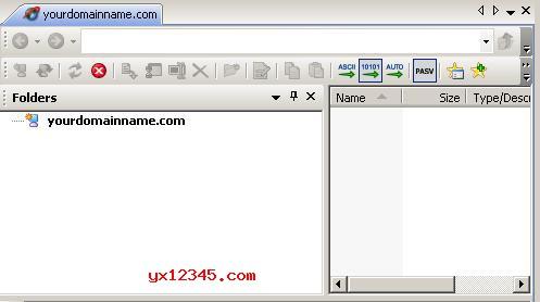 连接后就可以看见FTP下的文件了