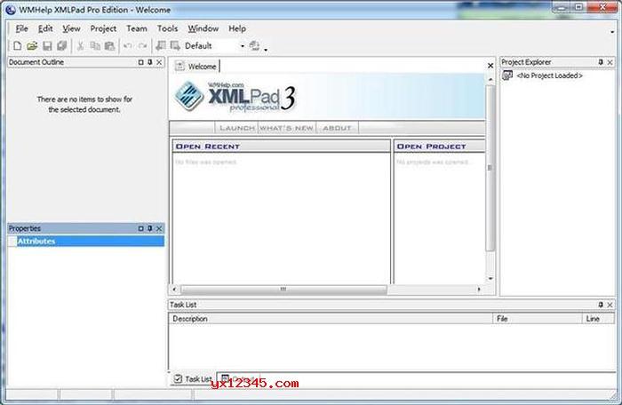 xmlpad绿色版_XML编辑器、XML开发工具