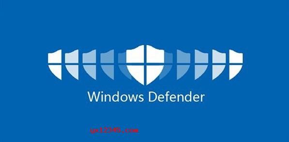 Windows Defender海报