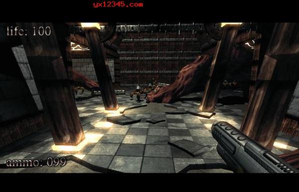 kkrieger(3D射击游戏)下载