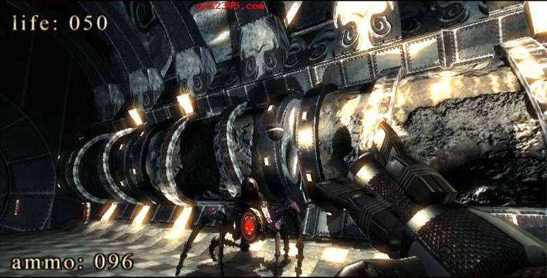 kkrieger游戏画面截图3