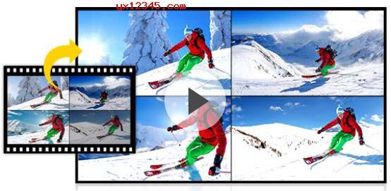 视频调色效果2
