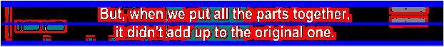 将行数设置为字幕中有多少行文本