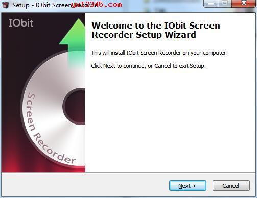 IObit Screen Recorder录屏软件安装教程