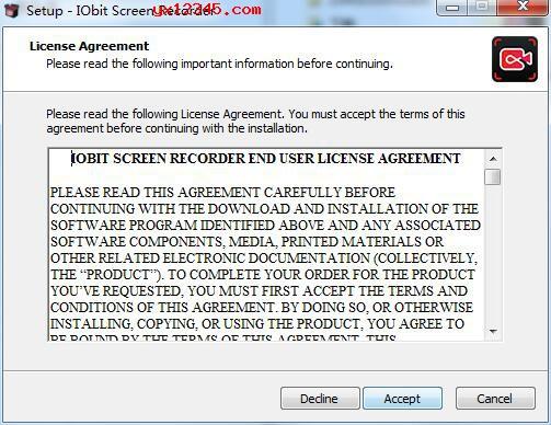 双击运行安装程序,同意安装许可协议