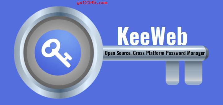 KeeWeb软件海报