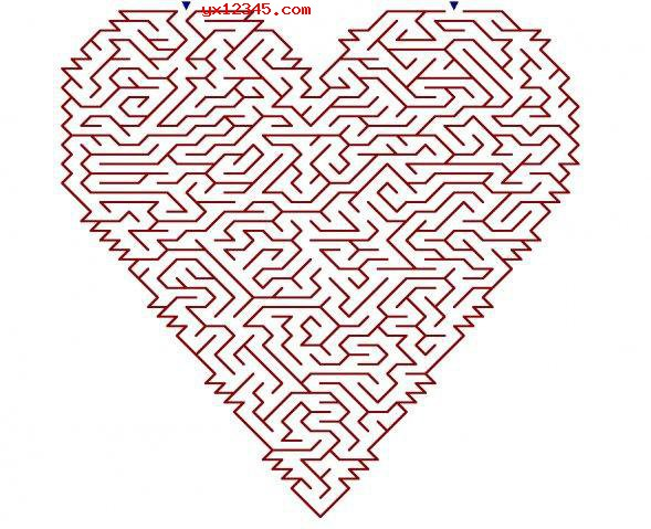amaze迷宫生成器_根据图片自动制作生成打印迷宫图