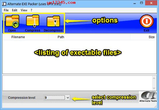 Alternate EXE Packer加壳教程