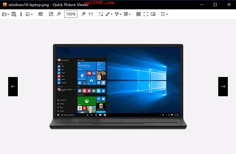 Quick Picture Viewer_免费轻量级电脑看图软件