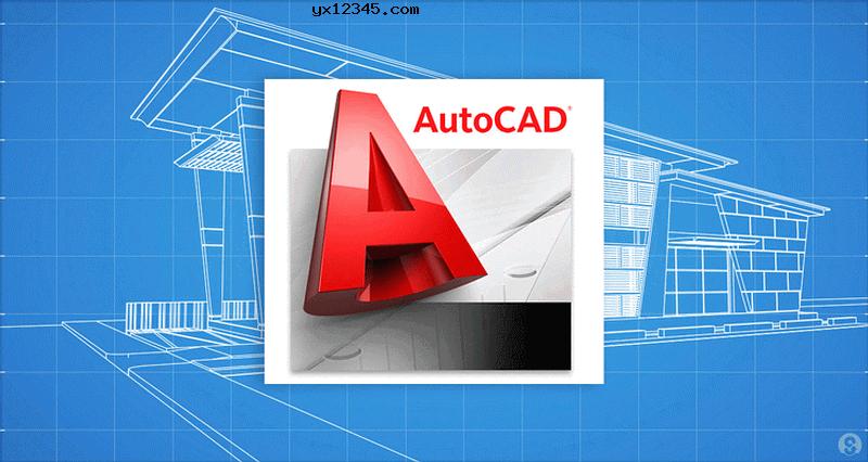 AutoCAD海报