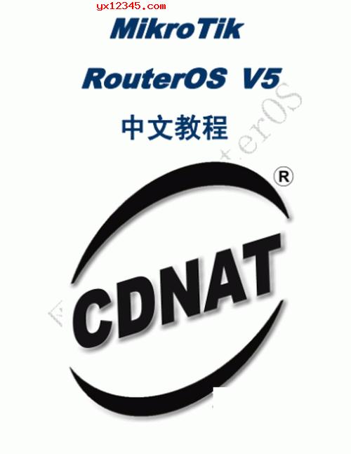 routeros中文教程内容截图