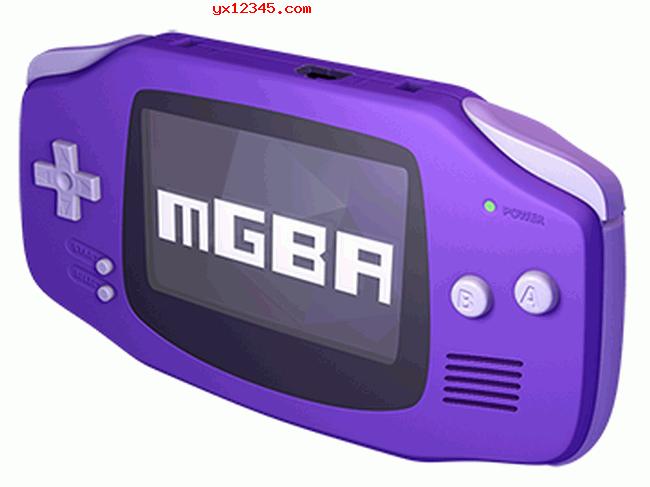 mGBA海报