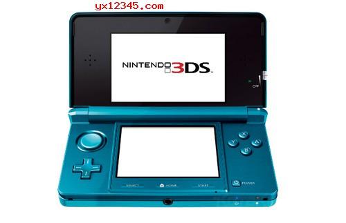 3DS游戏机照片