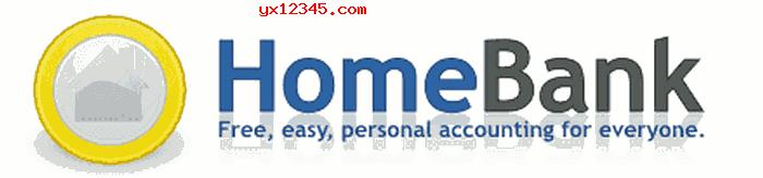 HomeBank软件海报