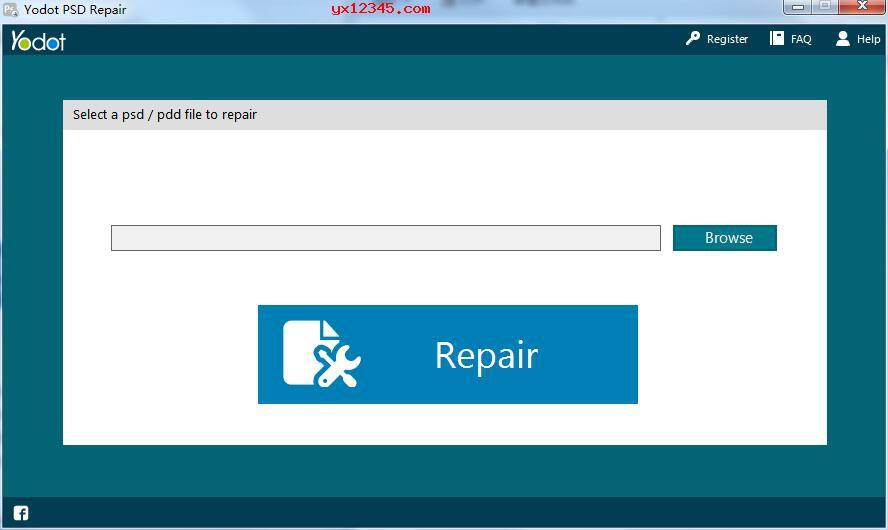 psd修复工具_Yodot PSD Repair_修复受损的psd文件