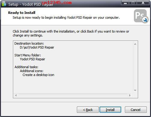 一直点击下一步,最后点击install按钮安装完成就OK了。
