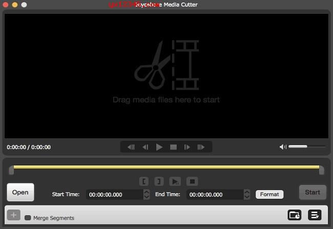 Joyoshare Media Cutter使用教程