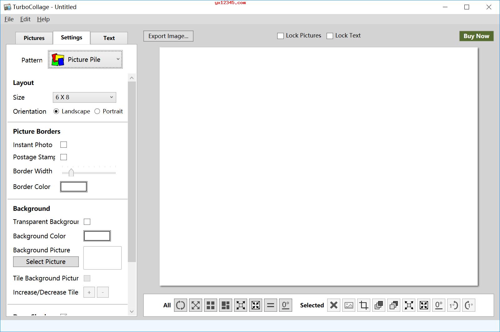 TurboCollage照片拼贴制作者_制作照片拼贴,马赛克,照片堆