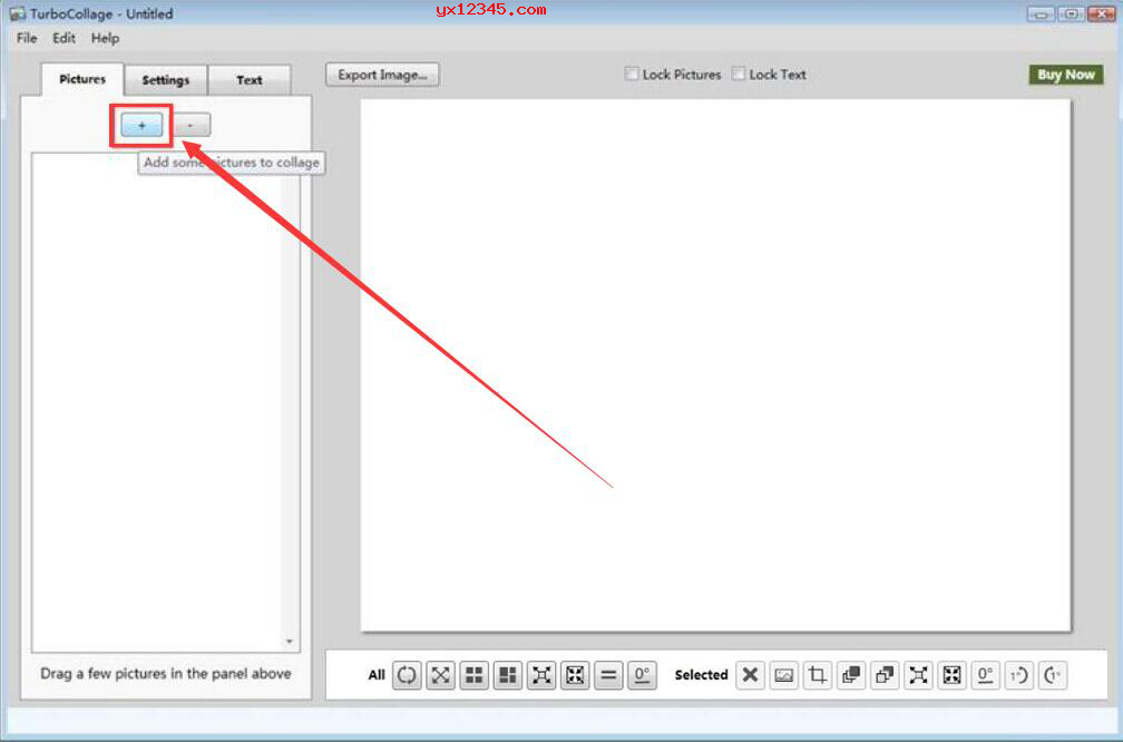 TurboCollage拼贴照片教程